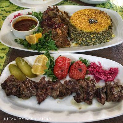 رستوران داریوش لاهیجان