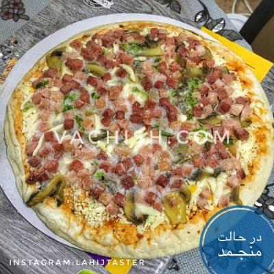 پیتزا پمینا