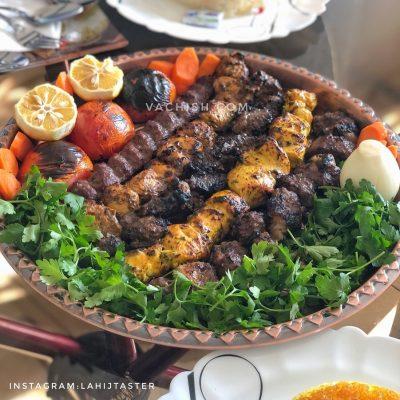رستوران سیفتال لاهیجان