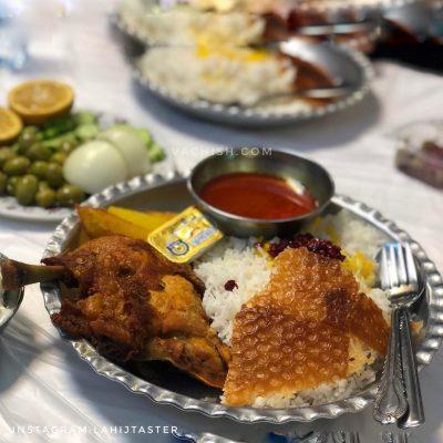 رستوران آرشام رشت کاس کولی واچیش (1)