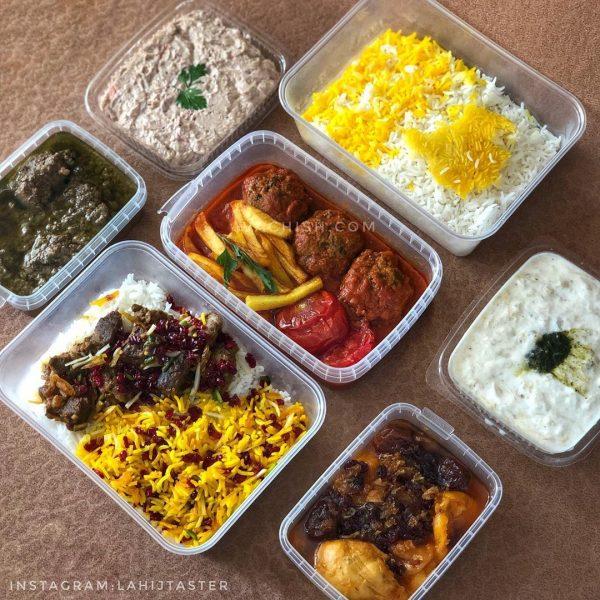 غذای خانگی بیرون بر لاهیج بانو لاهیجان | پایگاه خبری فرهنگی هنری واچیش